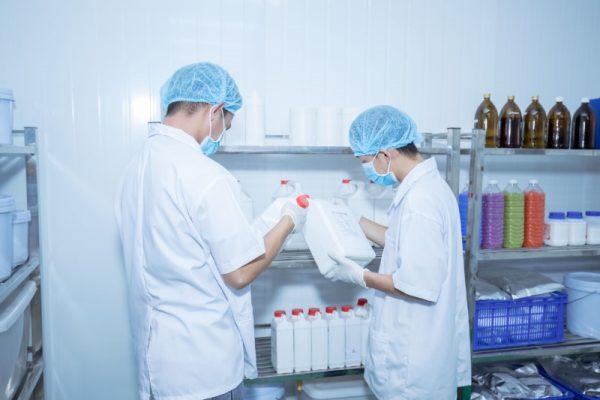 Nhà máy gia công mỹ phẩm tại Việt Nam